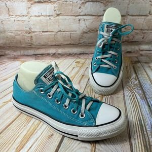 Converse Chucks All Star Teal Gym Shoes Sneakers